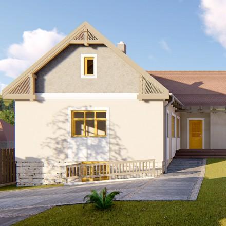 Extindere casa Inucu