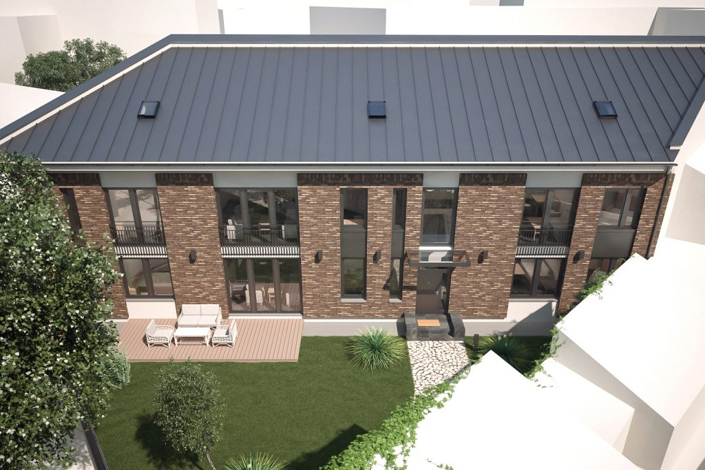extindere etajare si refatadizare casa Cluj-Napoca